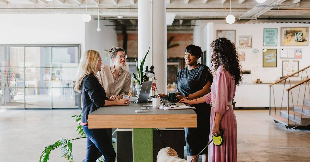 Good Coworking - Women led coworking Dallas